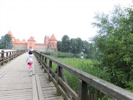 トラカイ城2