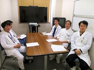 170215「脳神経外科」の医師達 shugou VGA