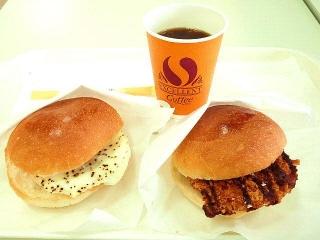 170312_4499 「阪急ベーカリー&カフェ」の「2パンセット」365円VGA