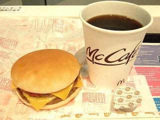 170317_4509「マック」Wチーズバーガー270円と無料コーヒーM_VGA