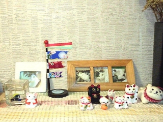 170407_4542 鯉のぼりの玄関飾りwideVGA