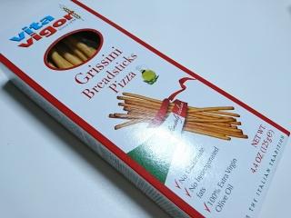 カルディ ヴィタヴィガー グリッシーニピッツァ味125g¥170a
