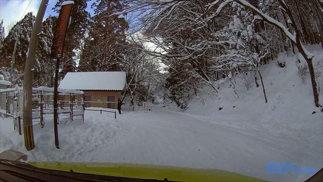 雪の英彦山へドライブ-20