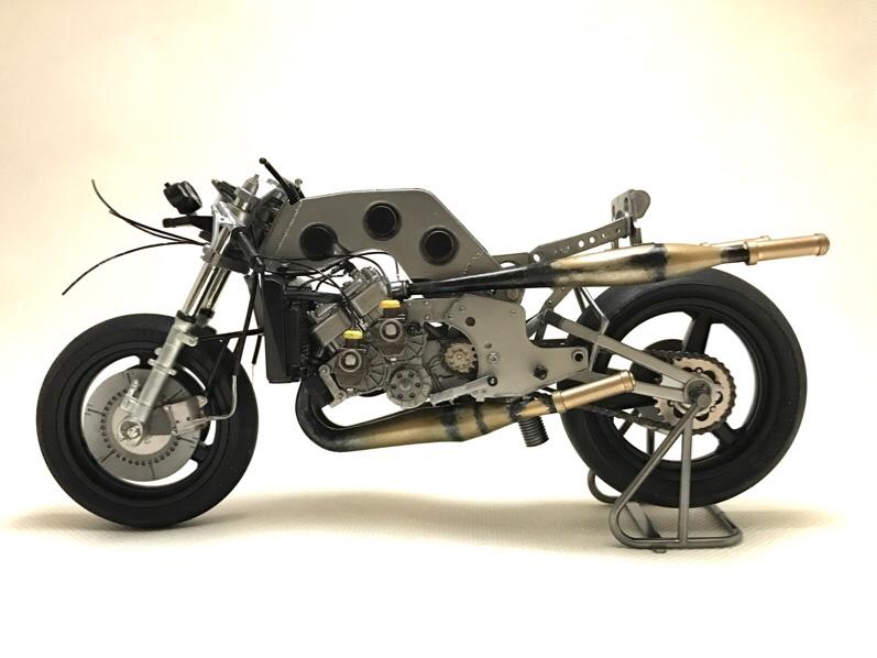 Two Wheels Modeling