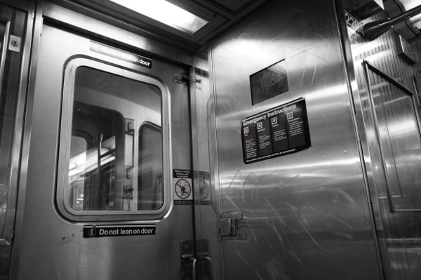 NYC Subway 3