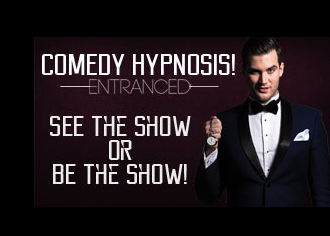 COMEDY HYPNOSIS! Entranced