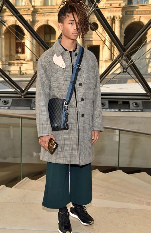 ジェイデン・スミス(Jaden Smith):ルイヴィトン(Louis Vuitton)