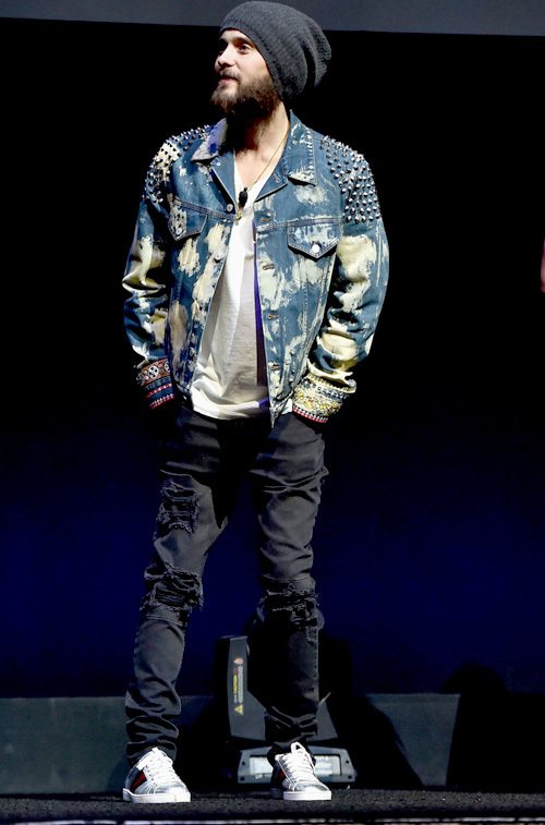 ジャレッド・レト(Jared Leto):グッチ(Gucci)