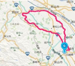 小江戸コース20170304