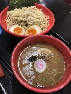 高橋製麺つけ麺