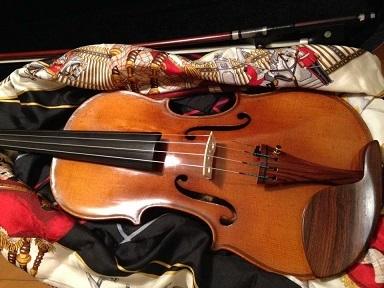 パパのバイオリン