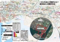 蘇我の地図