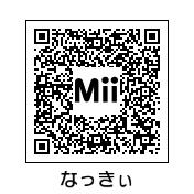 中島早貴(QRコード)