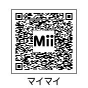 萩原舞(QRコード)