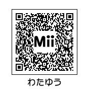 渡辺優奈(QRコード)