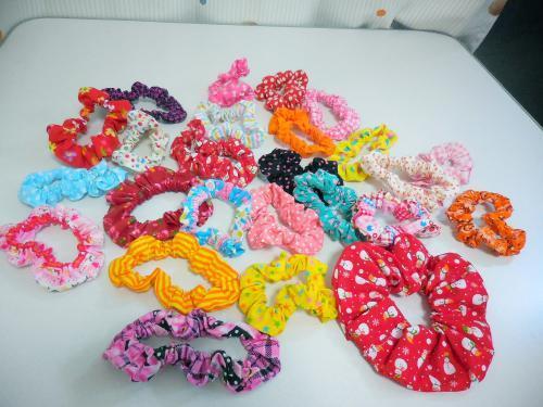 首輪いっぱい