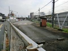 上福岡駅ターンテーブル