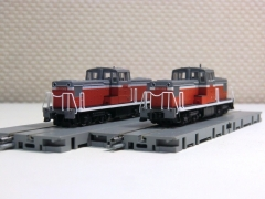DD13・TOMIXとKATOの並び1