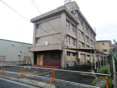 東武の香りがする建物