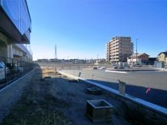 旧新伊勢崎駅バス待機スペース