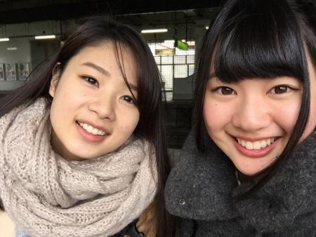 千晶ちゃんと新横浜駅