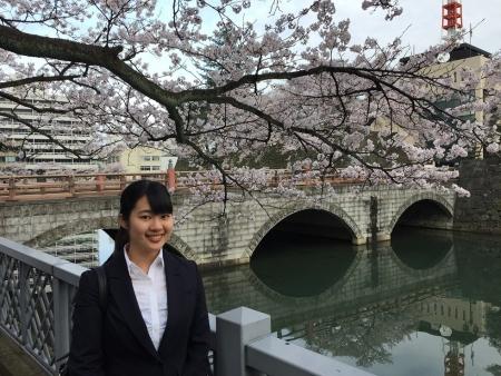 福井県庁めがね橋