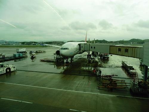 アシアナ航空B777-200