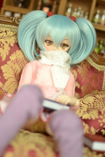 ホシノ・ルリfeatLO服ー5