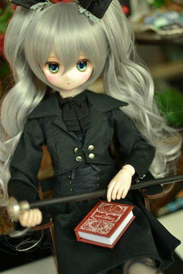 銀髪ドリルツインテウィッグー3