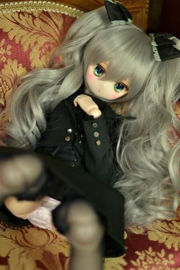 銀髪ドリルツインテウィッグー5