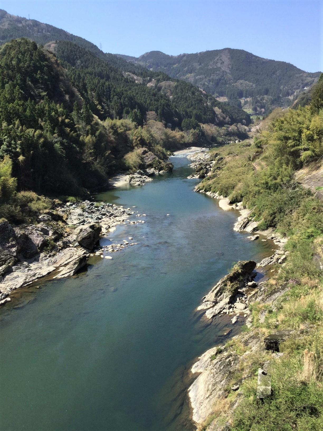 吉野川 2