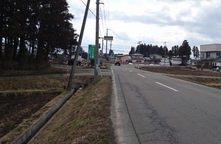 5キロ地点(ロード)