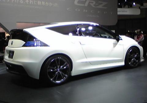 CR-Zコンセプト2009