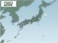 2月25日地震分布図