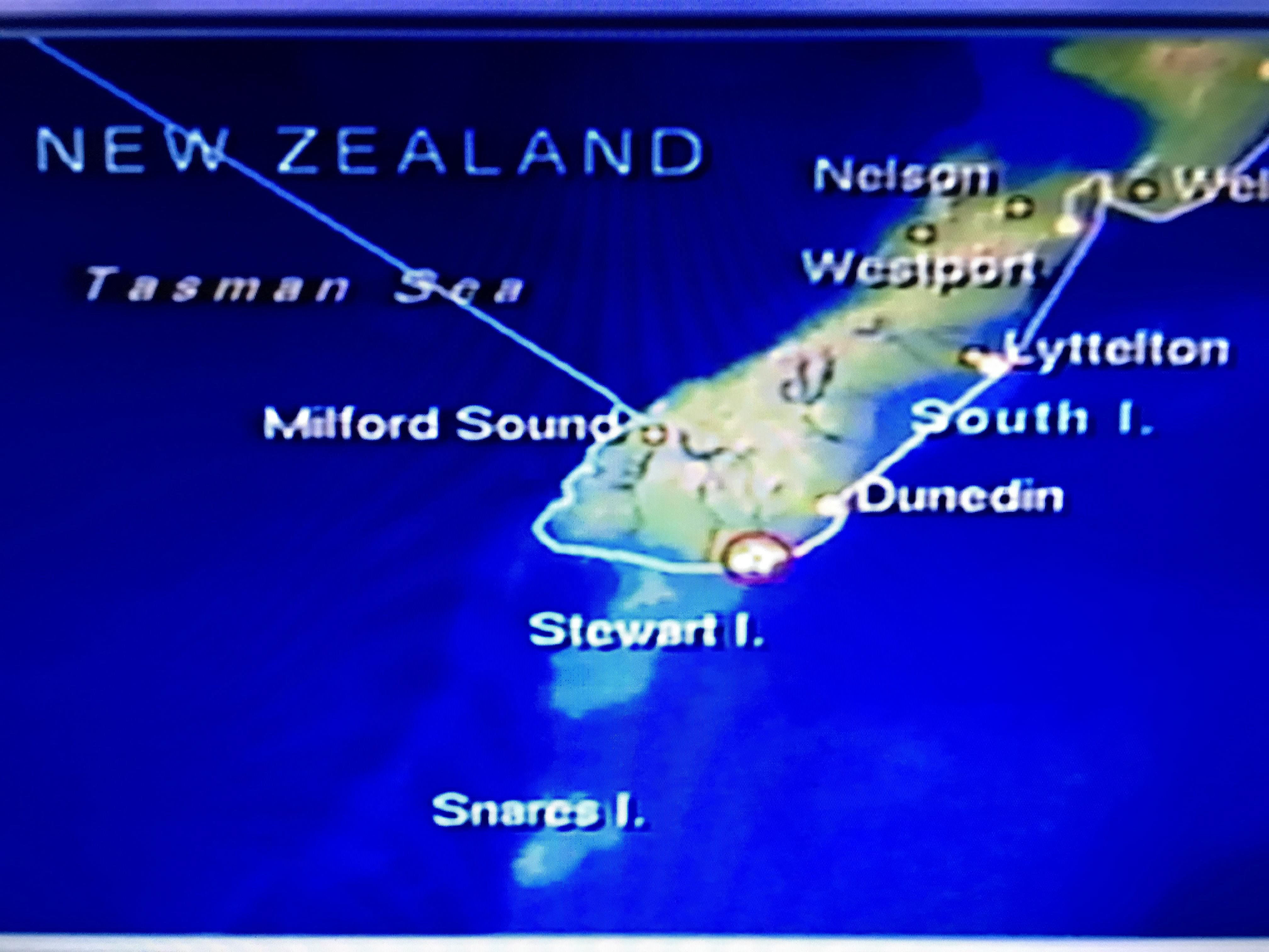 ニュージーランド御神事チャーマー港