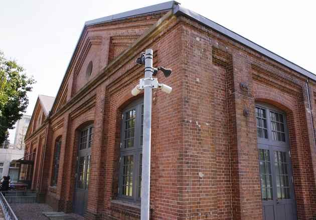 a煉瓦建物4831