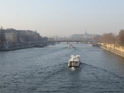 パリ_セーヌ川7