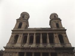 パリ_サン・シュルピス教会3