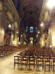パリ_サン・シュルピス教会4