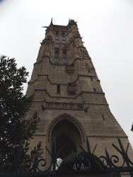 20170101パリ_サン・ジャックの塔3