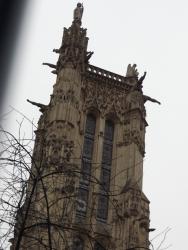 20170101パリ_サン・ジャックの塔5