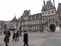 20170101パリ市庁舎3