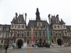 20170101パリ市庁舎2
