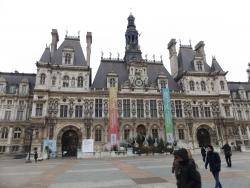 20170101パリ市庁舎1