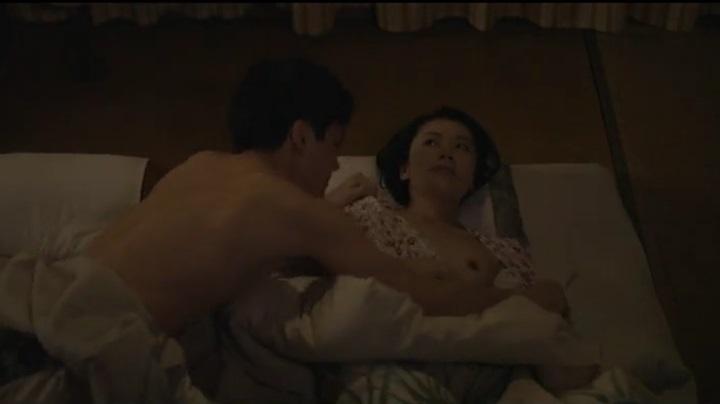 【ルーキーズ】八木塔子が花芯でヌード&濡れ場、2回目怒ったダンナが服を脱がす