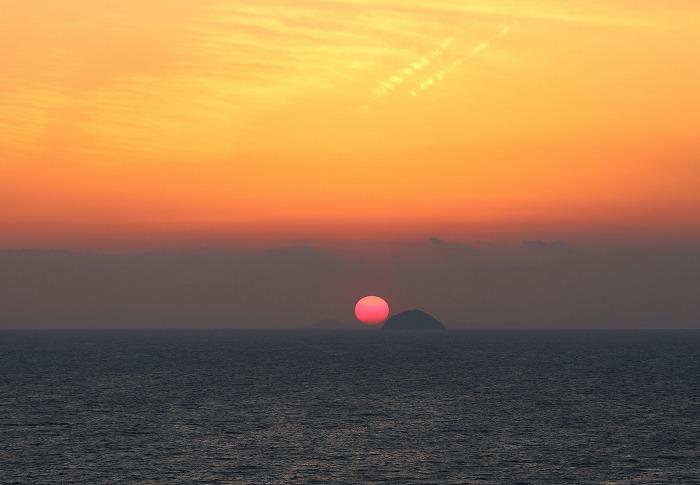 夕陽 1  29.2.25