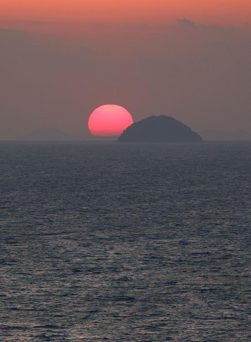 夕陽 3 29.2.25