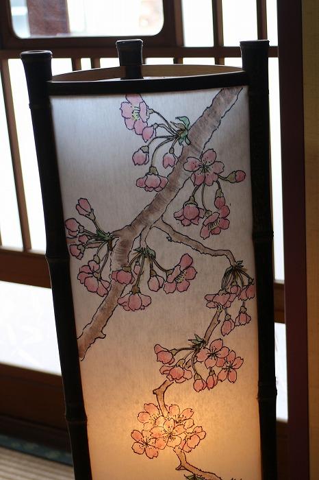 灯り春桜かな 29.3.15