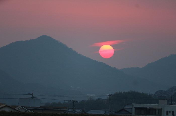 夕陽1 29.3.28