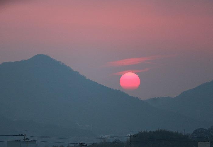 夕陽2 29.3.28